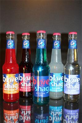Blue Shag