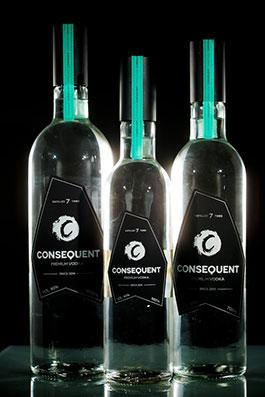 "Vodka ""Consequent"""